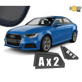 Zasłonki /roletki / osłony / osłonki przeciwsłoneczne dedykowane / pod wymiar / do Audi A3 Limousine /  Sedan 2012-2020
