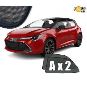Zasłonki / roletki / osłony przeciwsłoneczne dedykowane do Toyota Corolla XII Hatchback od 2018-