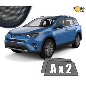 Zasłonki / roletki / osłony przeciwsłoneczne dedykowane do Toyota RAV4 IV 2013-2019