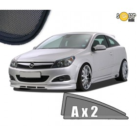 Zasłonki / roletki / osłony przeciwsłoneczne dedykowane do  Opel Astra H GTC 2004-2014