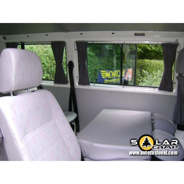 Zasłonki do Volkswagen T4 Transporter (1990-2003)