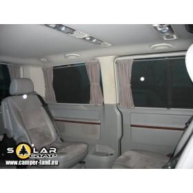 Cortinas interiores SolarCamp para VW Volkswagen T5 Multivan