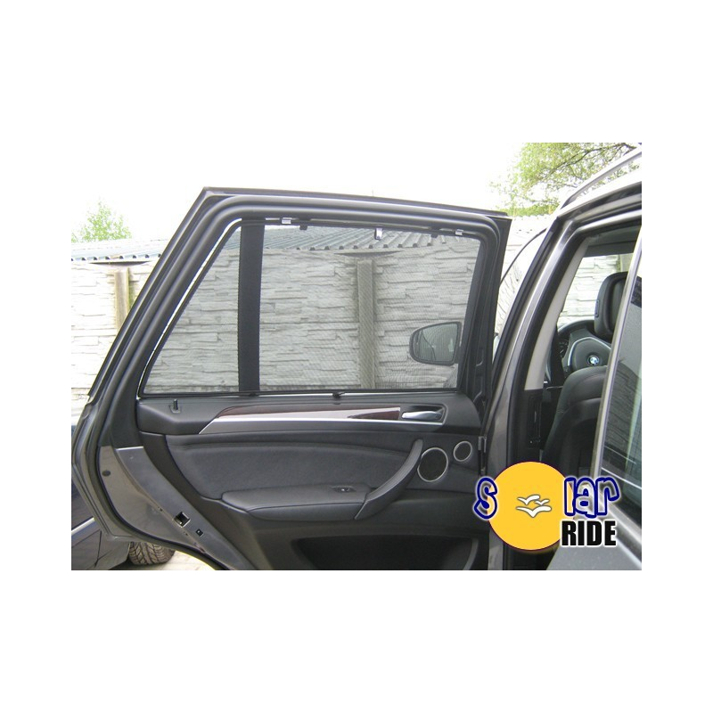 Car Window Sun Blinds Privacy UV Shades BMW X5 5 Door 99-06