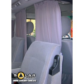 Cab Divider Curtain Kit