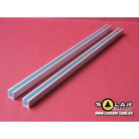 Camper Curtain Rails - 22m