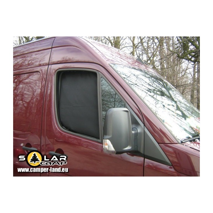 Cab Curtain Kit