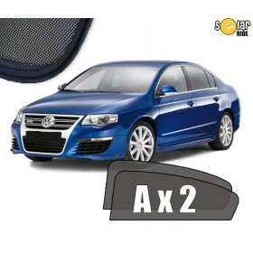 UV Car Shades, Sunshades, Car Window Sun Blinds VW Volkswagen Passat B6 B7 Saloon Sedan