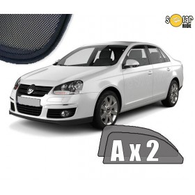 UV Car Shades, Sunshades, Car Window Sun Blinds VW Volkswagen JETTA V