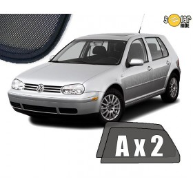 UV Car Shades, Sunshades, Car Window Sun Blinds VW Volkswagen GOLF 4  5dr
