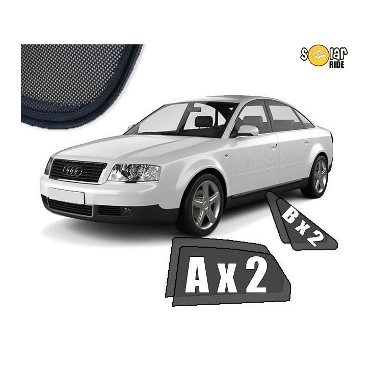 AUTOZONWERING, ZONWERING, ZONNESCHERMEN Audi A6 C5 Sedan (1997-2004)