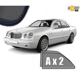 AUTOZONWERING, ZONWERING, ZONNESCHERMEN Mercedes-Benz W210 E-Klasse Sedan