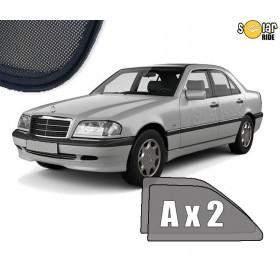 AUTOZONWERING, ZONWERING, ZONNESCHERMEN Mercedes-Benz W202 C-Klasse Sedan