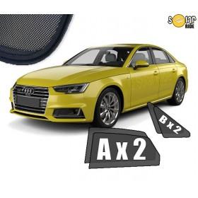Tendine parasole oscuranti su misura Audi A4 B9 Sedan (2015- )