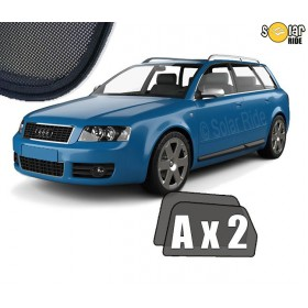 UV Car Shades, Sunshades AUDI A4 AVANT  / ESTATE B6 (2001-2004)