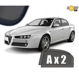 UV Car Shades, Sunshades, Car Window Sun Blinds ALFA ROMEO 159 Saloon Sedan
