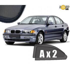 UV Car Shades, Sunshades, Car Window Sun Blinds BMW E46 (1998-2007) Sedan