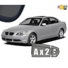UV Car Shades, Sunshades, Car Window Sun Blinds BMW E60