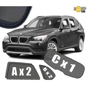 UV Car Shades, Sunshades, Car Window Sun Blinds BMW X1 E84
