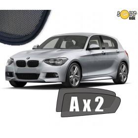 UV Car Shades, Sunshades, Car Window Sun Blinds BMW 1 F20  (2011-)