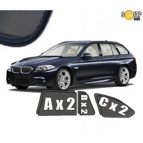UV Car Shades, Sunshades, Car Window Sun Blinds BMW F11 Touring (2010-2017)