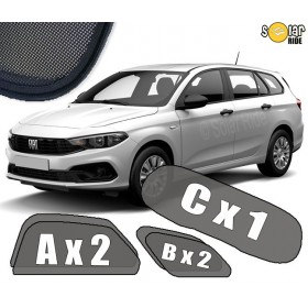 Sun Shades FIAT TIPO STATION WAGON / ESTATE (2016-)