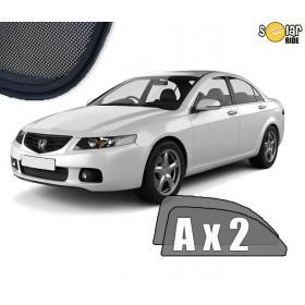 UV Car Shades, Sunshades, Car Window Sun Blinds HONDA ACCORD VII (2002-2008)