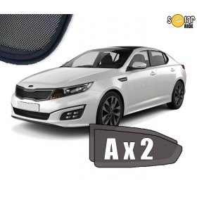 UV Car Shades, Sunshades, Car Window Sun Blinds Kia Optima III 2010–2015