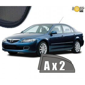 UV Car Shades, Sunshades, Car Window Sun Blinds Mazda 6 liftback