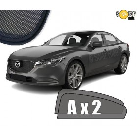UV Car Shades, Sunshades, Car Window Sun Blinds Mazda 6 III Sedan (2012-)