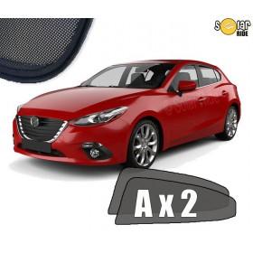 Sluneční clony sada - Mazda 3 III Hatchback 2013-