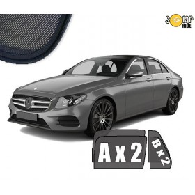 UV Car Shades, Sunshades, Car Window Sun Blinds Mercedes-Benz W213 E-Class 2016-