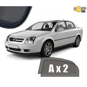 UV Car Shades, Sunshades, Car Window Sun Blinds Opel VAUXHALL Vectra C Sedan (2002-2008)