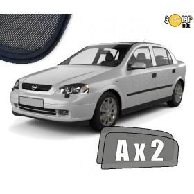 Sluneční clony sada - Opel Astra G Hatchback Sedan
