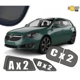 AUTOZONWERING, ZONWERING, ZONNESCHERMEN Opel Insignia Sports Tourer