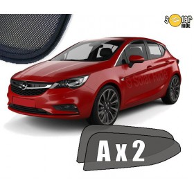 AUTOZONWERING, ZONWERING, ZONNESCHERMEN Opel Astra K Hatchback