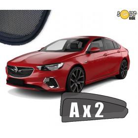 AUTOZONWERING, ZONWERING, ZONNESCHERMEN Opel Insignia B Sedan Liftback 2017-