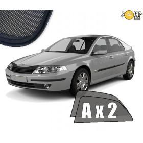 UV Car Shades, Sunshades, Car Window Sun Blinds Renault Laguna II Hatchback / Liftback 2001-2007