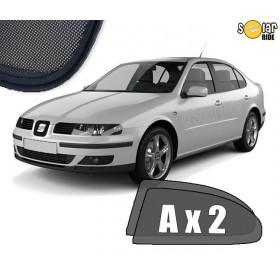 UV Car Shades, Sunshades, Car Window Sun Blinds Seat Toledo II (1998-2004)