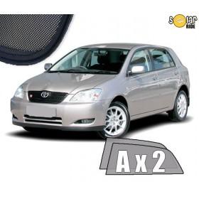 UV Car Shades, Sunshades, Car Window Sun Blinds Toyota Corolla IX (E120, E130) 2002-2007