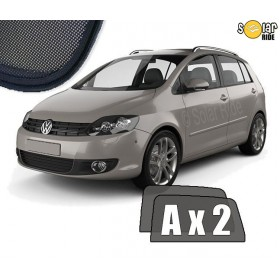 UV Car Shades, Sunshades, Car Window Sun Blinds VW Volkswagen Golf PLUS