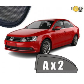 UV Car Shades, Sunshades, Car Window Sun Blinds VW Volkswagen JETTA VI