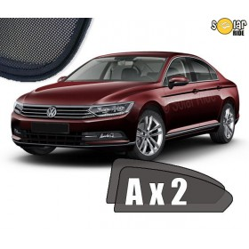 UV Car Shades, Sunshades, Car Window Sun Blinds VW Volkswagen Passat B8 Saloon Sedan