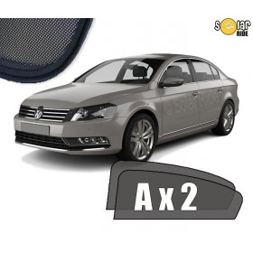 UV Car Shades, Sunshades, Car Window Sun Blinds VW Volkswagen Passat B7 Saloon Sedan