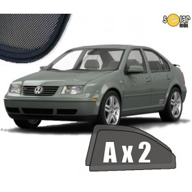 UV Car Shades, Sunshades, Car Window Sun Blinds  VW Volkswagen Bora (1998–2005) Saloon Sedan