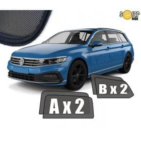 UV Car Shades, Sunshades, Car Window Sun Blinds VW Volkswagen Passat B8 Estate (2014-)