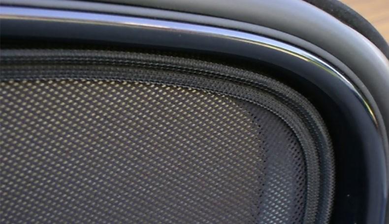 Solskærm, Solafskærmning til bilen