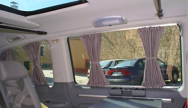 Gardiner Persienner för minibussar